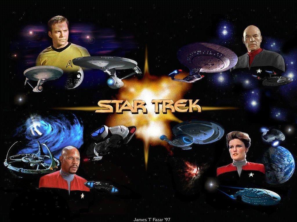 Star Trek Ultimate Desktop Wallpaper