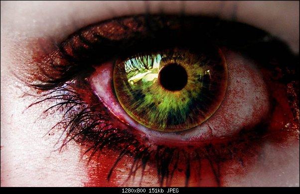 Horror Eye Wallpapers 04