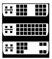 DVI analog